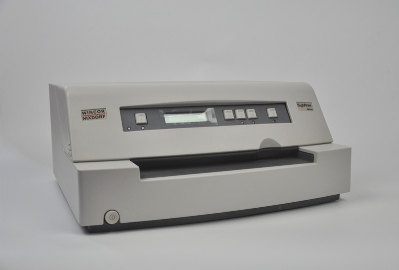 Used wincor nixdorf 4915xe printer