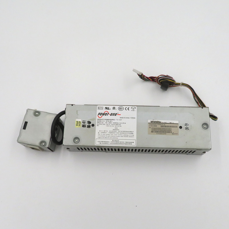 Used power supply fit for wincor nixdorf 4915/4915+/4915xe passbook printer