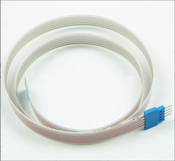ATM wincor flat cable 6pin cassette cable 01750043025 1750043025