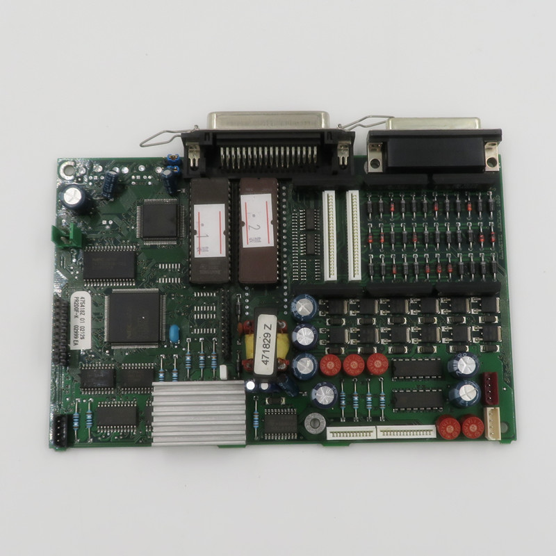 Used English version main board  fit for olivetti pr2 passbook printer
