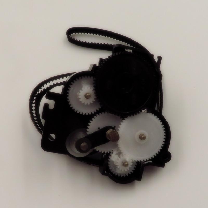 New original ribbon drive gear assy with belt fit for Epson lq590/lq2090 dot-matrix printer