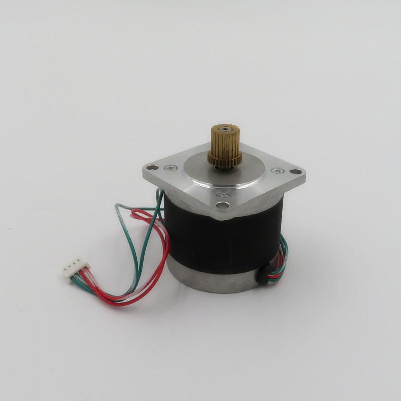 Used  transport motor unit  fit for olivetti pr2e passbook printer