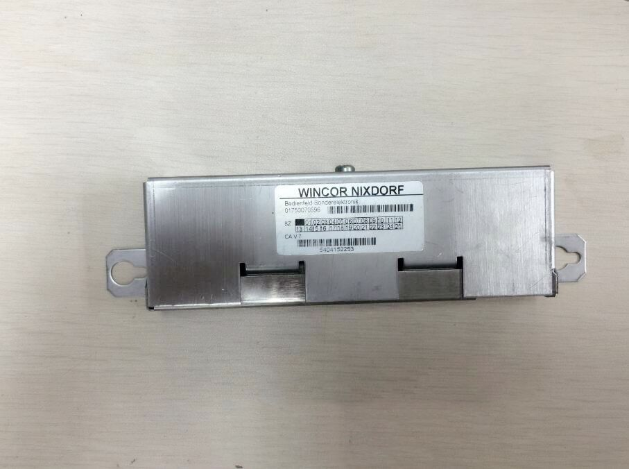 Wincor ATM parts Control Panel Special Electronics USB 1750070596 01750070596