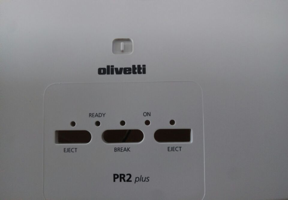 Refurbished printer machine fit for olivetti PR2 plus