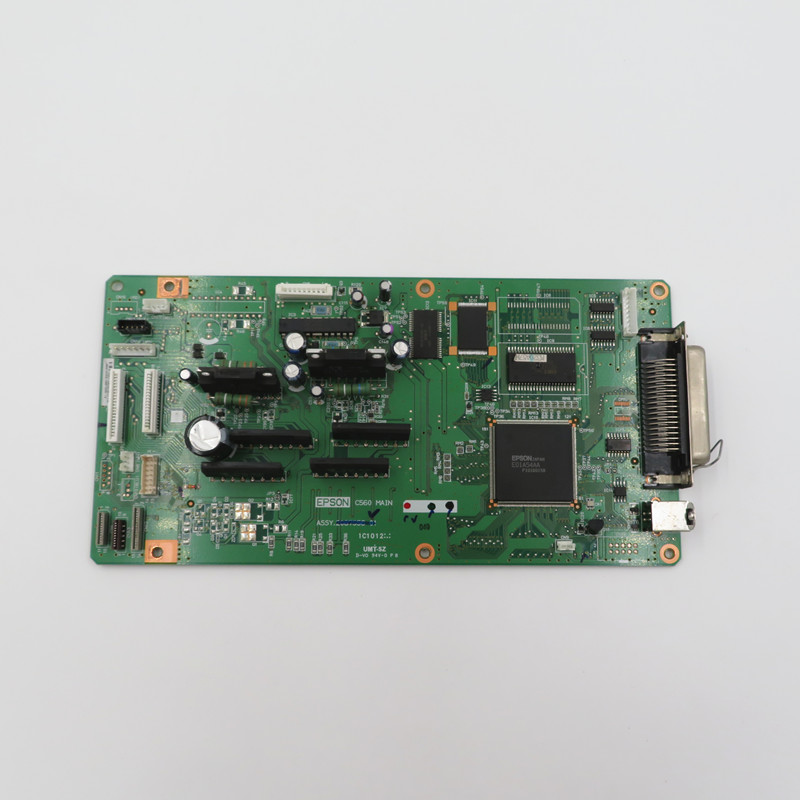 2111343 Used main board mother board fit for Epson plq-20 printer