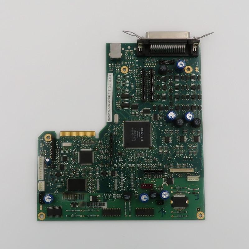 Used  English version main board  for olivetti pr2 plus  passbook printer