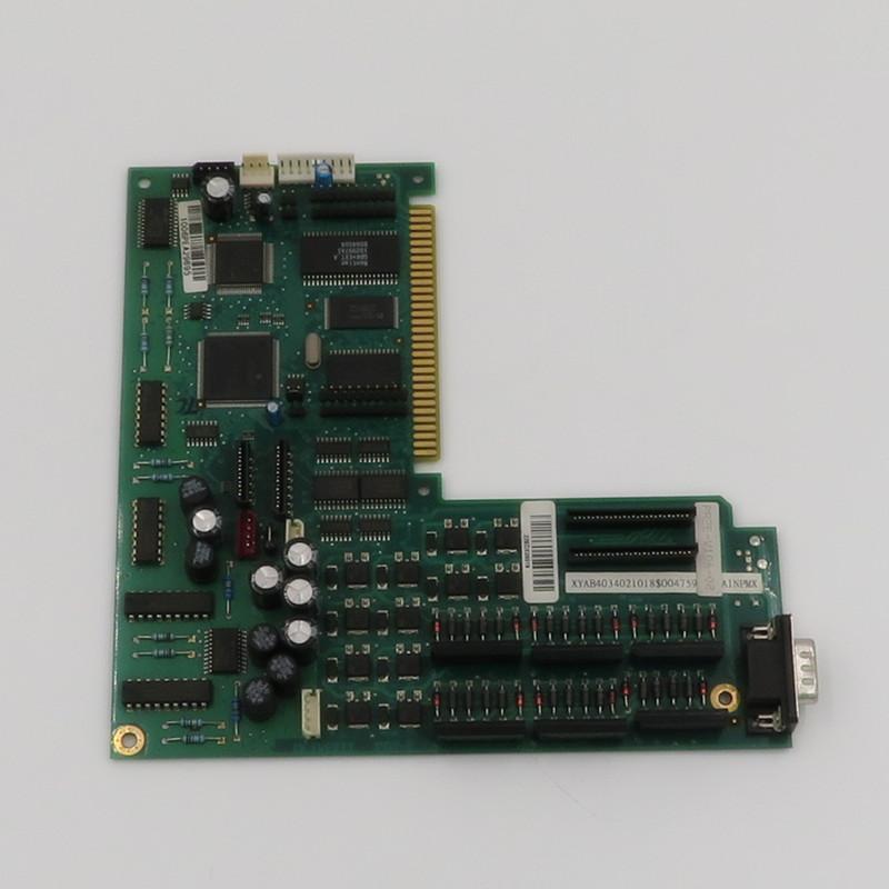 Used English version main board  fit for olivetti pr2e passbook printer