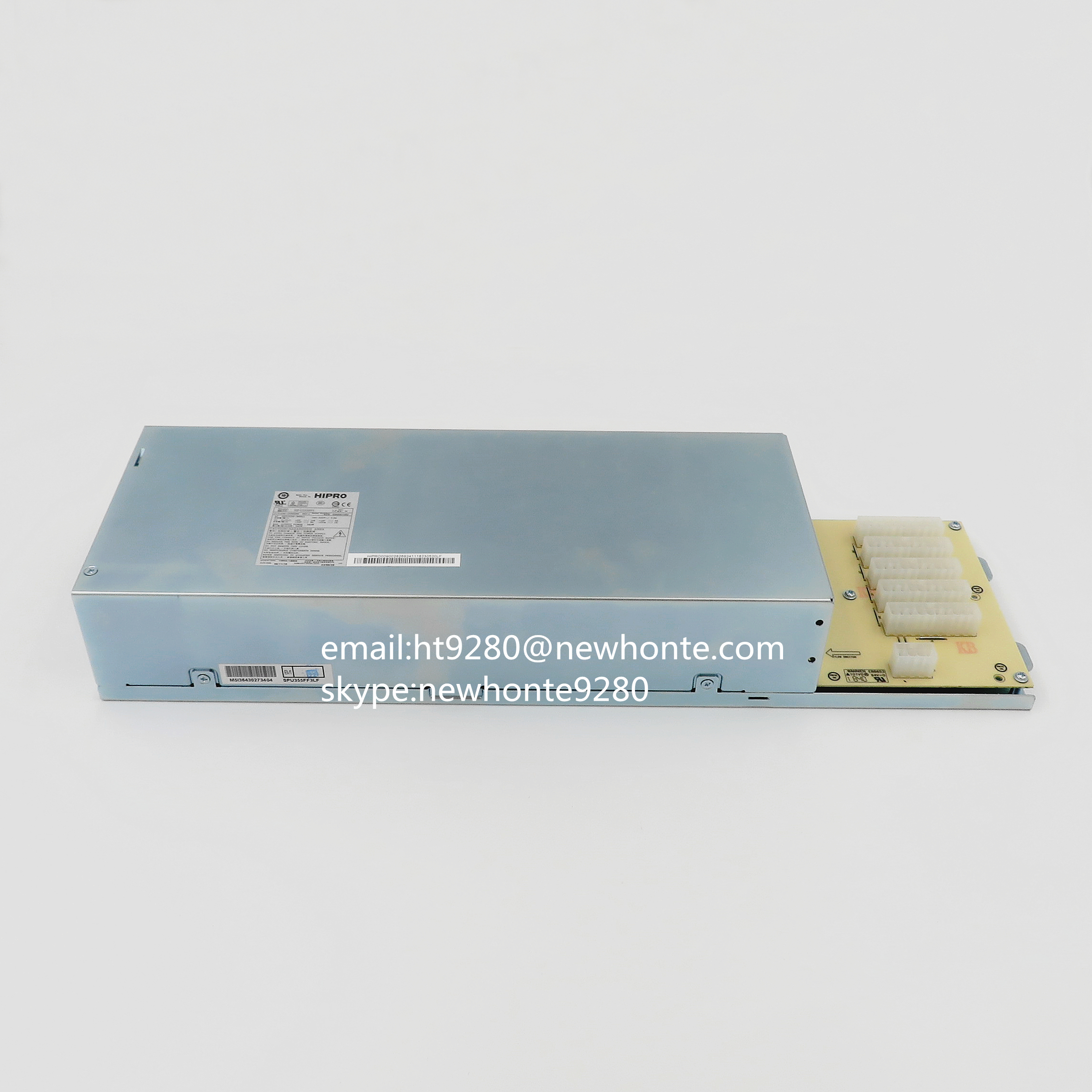 ATM part 009-0028269 power supply 343W 0090028269 fit for NCR 66XX